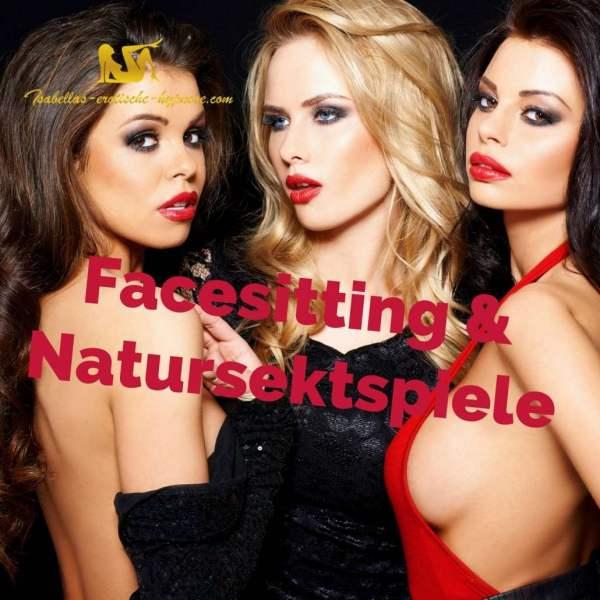 Facesitting und Natursektspiele