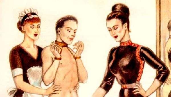 Frauen diszipliniert Demütigung erotische Geschichten