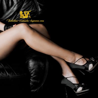 Lady Isabella`s Fussfetischbild
