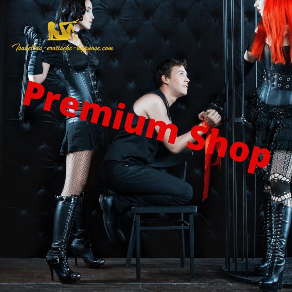 Premium Shop Isabellas erotische Hypnose Bild