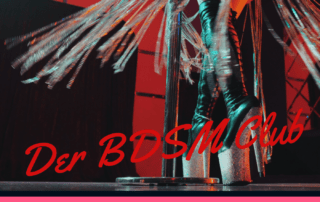 Bild zum Erotika Podcast Folge 2 Der BDSM Club