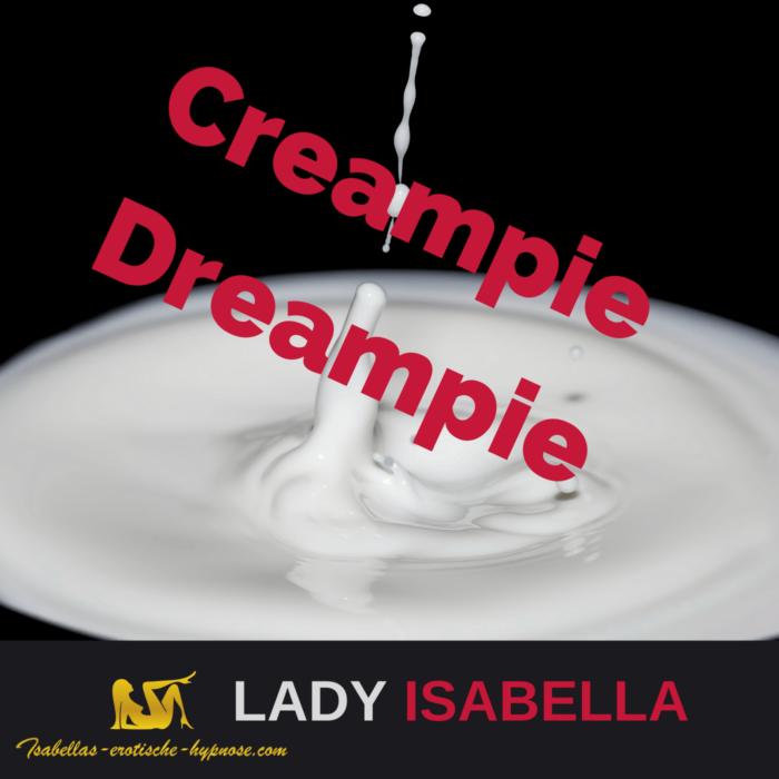 Bild mit Creampie für erotische Hypnose Creampie Dreampie