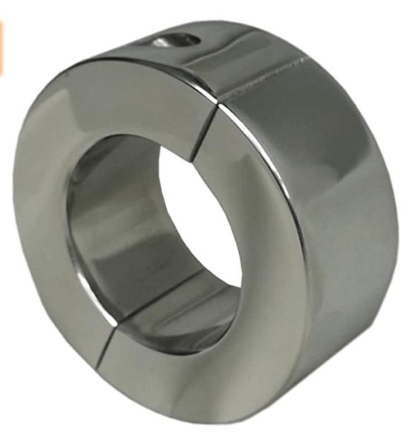 Schwanzfolter Metallring Hodenstrecker